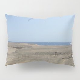 the desert and the sea Pillow Sham