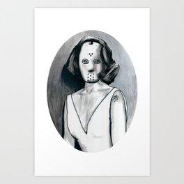 The Belle Of The Ball Art Print