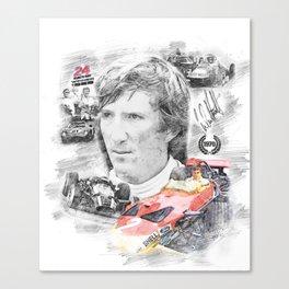 Jochen Rinde Canvas Print