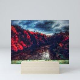 Last Witch | Musical Crime Productions | Unique Photography of Nature Mini Art Print
