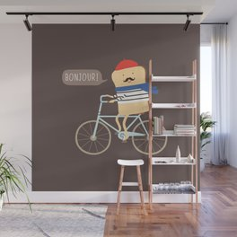 french toast Wall Mural