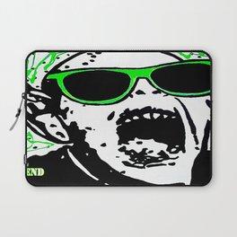 Horror and Tabloid Icon Bat kid Laptop Sleeve