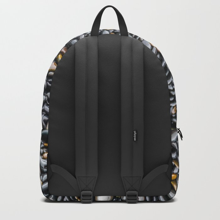 Polished Smooth Backpack