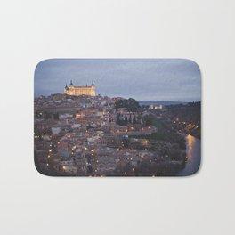 Toledo Spain Bath Mat