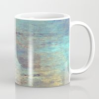cracked Mugs featuring Cracked by Jessielee