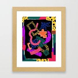 La Bamba Framed Art Print