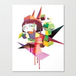 Sugar Cubed Canvas Print