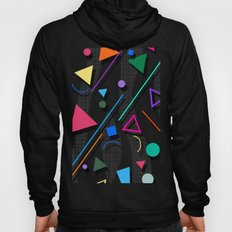 80s pop retro 2 Hoody