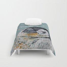 Baby Penguin Snowflakes Comforters