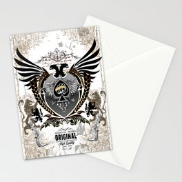 Last Of A Dying Breed Stationery Cards