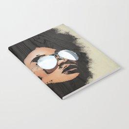 Venus Afro Notebook