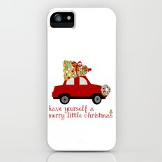 Have yourself a Merry little Christmas Slim Case iPhone (5, 5s)