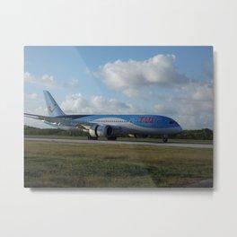 Dreamliner Metal Print