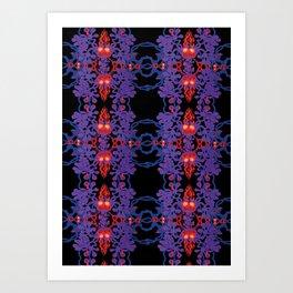 Delirium 2 Art Print