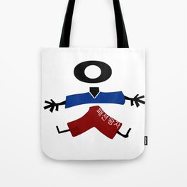 Fashion Prince / 패션 왕자 (colour) Tote Bag