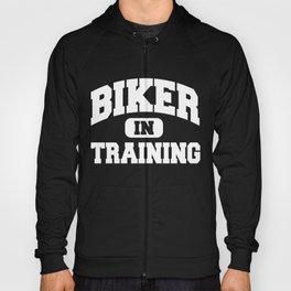 Biker In Training Hoody