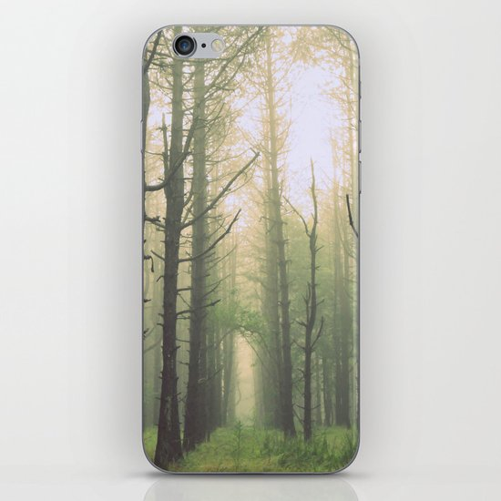 Obscurity iPhone & iPod Skin