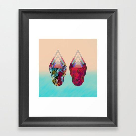 T.E.S.S.W. ii Framed Art Print