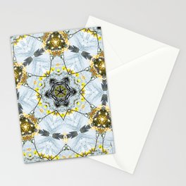 Yellow Maple Stationery Cards