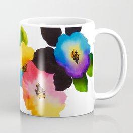 Watercolor Floral Multi Coffee Mug