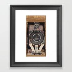 Vintage Camera 13 Framed Art Print