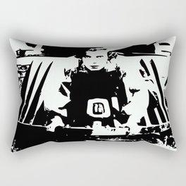 Buster Keaton Rectangular Pillow