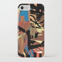 nietzsche iPhone & iPod Cases featuring Nietzsche Walks Out At Bayreuth (The Theater of Noisea)  by Lanny Quarles