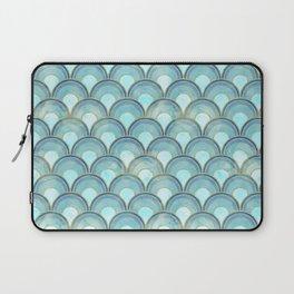 The Peacock Theme Laptop Sleeve