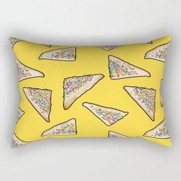 Fairy Bread in Yellow, Aussie 90s birthday party Rectangular Pillow