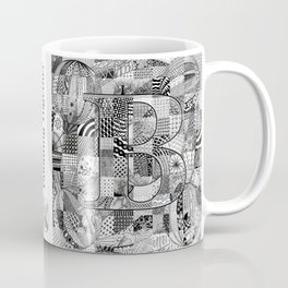 The Letter B Coffee Mug