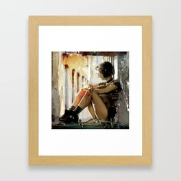 Mathilda - Leon the Professional Framed Art Print