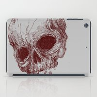 the mortal instruments iPad Cases featuring mortal coil by Isaboa