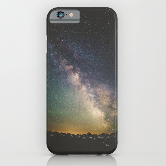 Milky Way IV iPhone & iPod Case