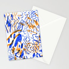 Rumours color Stationery Cards