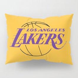 LA LAKERS LOGO Pillow Sham