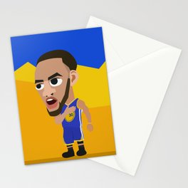 Steph Curry Stationery Cards