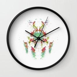 Inkdala LXX Wall Clock