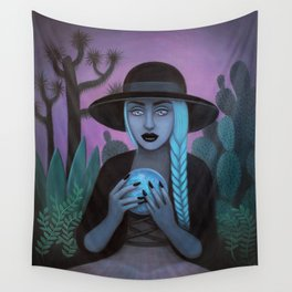 For Crystal Visions Wall Tapestry