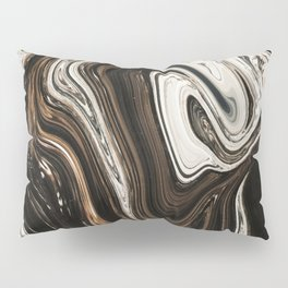 Melted Alps Pillow Sham