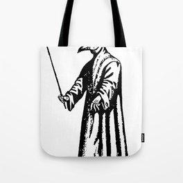The Black Death Tote Bag