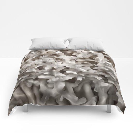 Celestite Frost Comforters