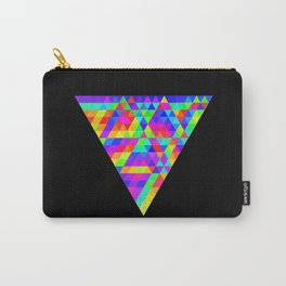 Fractal Triforce Carry-All Pouch