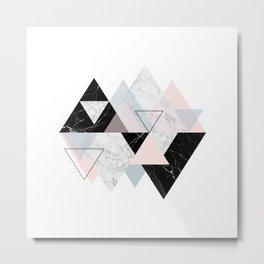 TileGlam Metal Print