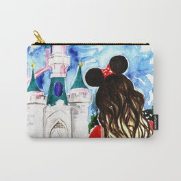 Take me to Disneyland Carry-All Pouch
