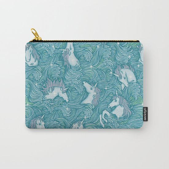 and so it ends Carry-All Pouch