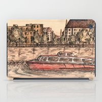 budapest iPad Cases featuring Budapest Art by Daria Kotyk