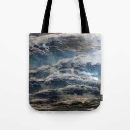 The Storm Shall Pass Tote Bag