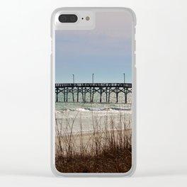 Carolina Coast Clear iPhone Case