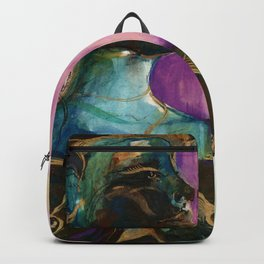 Earth Goddess by Kathy Morton Stanion Backpack