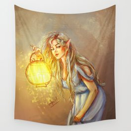 Sneak Out Wall Tapestry
